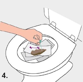 Wie machen stuhlprobe Fettstuhl: Wie
